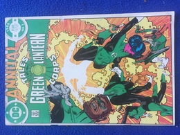 DC Comics  Annual Tales Of The Green Lantern Corps, Annual 1, 1985 - DC