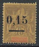 Madagascar YT 54 XX / MNH - Madagascar (1889-1960)