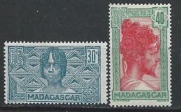 Madagascar YT 169-170 XX / MNH - Nuevos