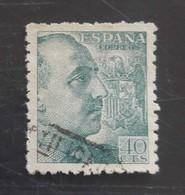 Type Franco   N° 683 - 1931-50 Oblitérés