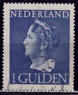 Netherlands, 1946, Queen Wilhelmina, 1g, Sc#278, Used - Period 1891-1948 (Wilhelmina)