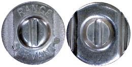 05211 GETTONE TOKEN JETON SWEDEN SPORT EQUIPMENT RANGE SERVANT - Tokens & Medals