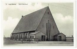 GHEEL - Geel Holven - Kerk St Jozef - Geel