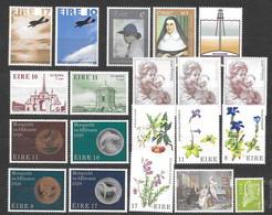 Irlanda 1978 Annata Completa Nuova/mnh** (20 Valori) - Annate Complete