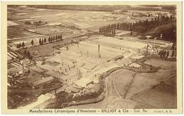 HEMIXEM - Manufactures Céramiques - Gillot & Cie - Soc. An. - Hemiksem