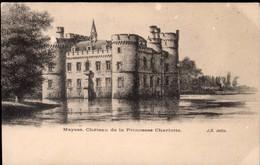 Meise : Château De La Princesse Charlotte - Meise