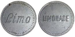 05214 GETTONE TOKEN JETON VENDING KANTINE LIMO LIMONADE ALU - Allemagne