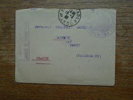 Correspondance Militaire De Kasbah Tadla Au Maroc Le 18-03-1928 - 1914-18