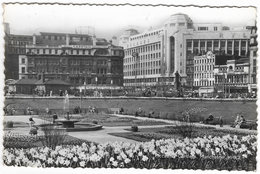 Manchester Piccadilly Gardens RP Sent 1969 Used Lilywhite, MNR7 [P0038/1D] - Manchester