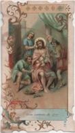 Santino Di Gesù Cristo Coronato Di Spine - Santini