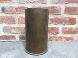 Douille Shell Case Czech WWII Era 10cm Vz14/19 100x182R - 1914-18