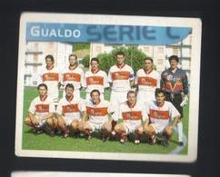 Figurina Calciatori Italiani Merlin 1999 -  Gualdo  - N.602  La Squadra  - Football - Soccer - Socker - Fussball - Stickers
