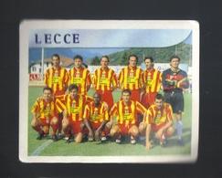 Figurina Calciatori Italiani Merlin 1999 -  Lecce  - N.489  La Squadra  - Football - Soccer - Socker - Fussball - Futbol - Stickers