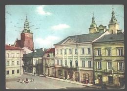 Piotrkow Trybunalski - Fragment Rynku - Polonia