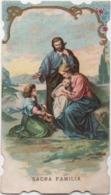 Santino Della Sacra Famiglia. Anno 1898 - Devotion Images