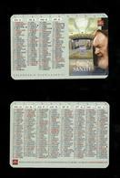 Calendarietto Sacro 2011 - Padre Pio - Calendari