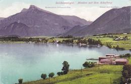 AK Mondsee Mit Dem Schafberg - Salzkammergut - Infla-Frankatur - Stempel Mondsee 1924  (36474) - Mondsee