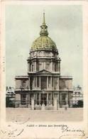 CPA - Paris - Dôme Des Invalides - Frankrijk