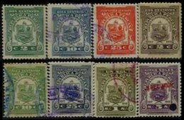 PERU, Revenues, Used, F/VF - Peru
