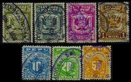 PERU, Revenues, Used, F/VF - Pérou