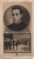 Santino Con Reliquia Del Beato Michele Agostino Pro (Guadalupa, Messico 1891 - Città Del Messico 1927) - Devotion Images