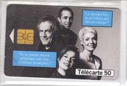 Carta Telefonica Francia - La Derniere Fois -  10.98  -  Carte Telefoniche@Scheda@Schede@Phonecards@Telecarte@Telefonkar - 1998