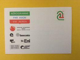 1982 ITALIA AEROGRAMMA POSTALE NUOVO MNH** - ESPOSIZIONE ENERGIA KNOXVILLE - Interi Postali