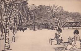 Africa Village Sakalave Cote Ouest