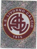 Figurina Calciatori Panini 2006-07 N. 199: Scudetto A. S. Livorno Calcio 1915 - Panini