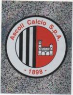 Figurina Calciatori Panini 2006-07 N. 1: Scudetto Ascoli Calcio S.p.A. 1898 - Panini