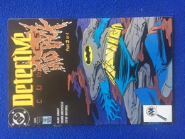 """DC Comics, Detective Comics , Part 2 Of 4 """"The Mud Pack"""" Heart Of Steel: Feet Of Clay"""", 1989 - DC"""