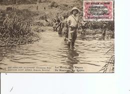 Ruanda-Urundi  - Marais De La Kagera ( EP De 1918 à Voir) - Ruanda-Urundi