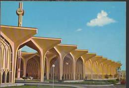 Saudia Gift From Saudi Arabia Saluti Da Arabia Saudita Dhahran Airport Building - Arabia Saudita