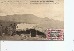 Ruanda-Urundi  - Positions De La Sebea ( EP De 1918 à Voir) - Ruanda-Urundi