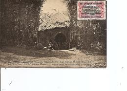 Ruanda-Urundi  - Entrée D'un Village Watusi ( EP De 1918 à Voir) - Ruanda-Urundi