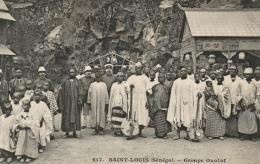 B 9194 - Sénégal      Saint Louis       Groupe Ouolof - Senegal
