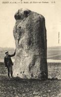 B 9244 - Diant  (76) Le Menhir - Dieppe