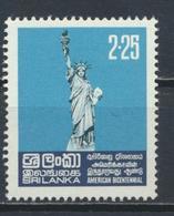 °°° SRI LANKA - YT 480 - MI 462 - 1976 MNH °°° - Sri Lanka (Ceylon) (1948-...)