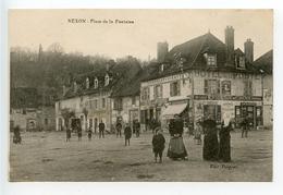 Nexon Place De La Fontaine - Autres Communes