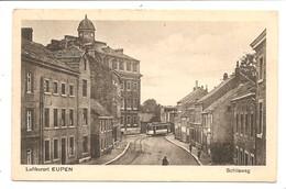 EUPEN  Tram - Eupen