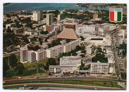 COTE D'IVOIRE - ABIDJAN VUE AERIENNE - Costa D'Avorio