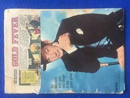 "Dell Comics, ""Bat Masterson. ""  No.6, Feb-April 1961  (Unsold Copy With Title Strip Returned For Credit) - Books, Magazines, Comics"