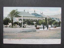 AK CAP VERDE S. Vicente Praca De Serpa Pinto 1900 //  D*33958 - Cap Verde