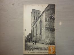 CAHORS - L'Eglise Saint Barthélemy - Cahors