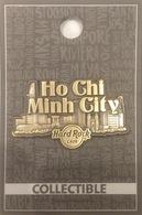 HRC Hard Rock Cafe Ho Chi MInh City Vietnam Core Global Series Destination Pin 2018 - Brand New - Music
