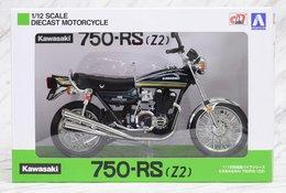 Kawasaki 750RS(Z2) 1/12 Diecast ( Aoshima / Skynet ) - Motos