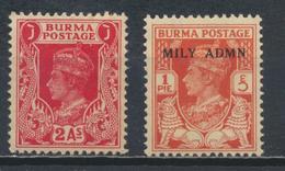 °°° BURMA1 - 1938/145 MNH °°° - Myanmar (Burma 1948-...)