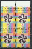 °°° SLOVENIA - YT B26 - MI Z29 - 2003 MNH °°° - Slovenia