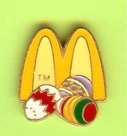Pin's Mac Do McDonald's Oeufs - 2B17 - McDonald's