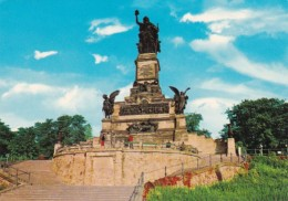 Germany Ruedesheim am Rhein Niederwalddenkmal